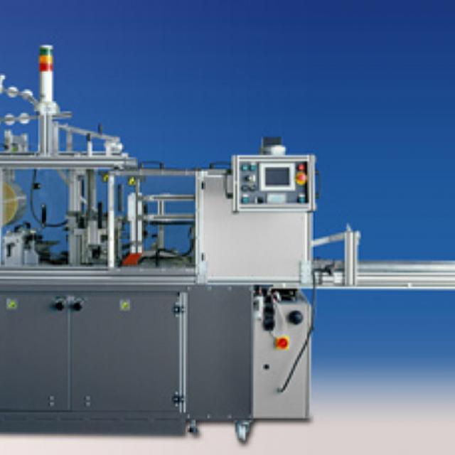 Оборудование, целлофанирующий автомат целлофанатор АМ-4-100В компании Wega
