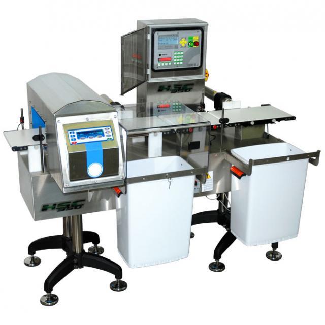 Оборудование, линия для взвешивания, металл детектор Nemesis серия MP