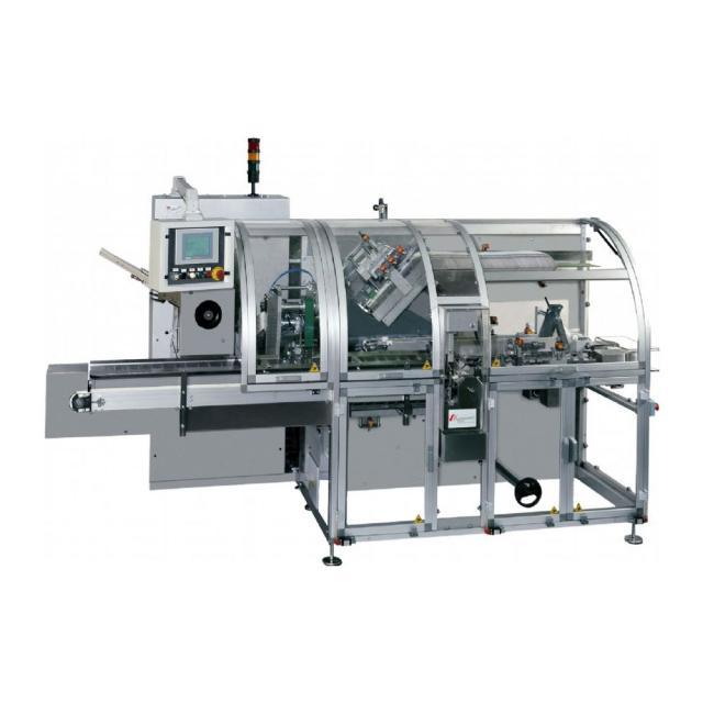 Оборудование, горизонтальная картонажная машина Axomatic Axo 2000