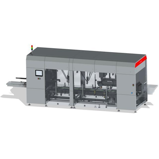 Оборудование, картонер компании Ixapack
