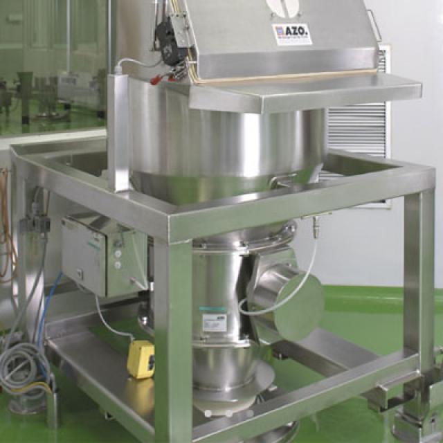 Оборудование для автоматизации, комколоматель AZO модель KB500R