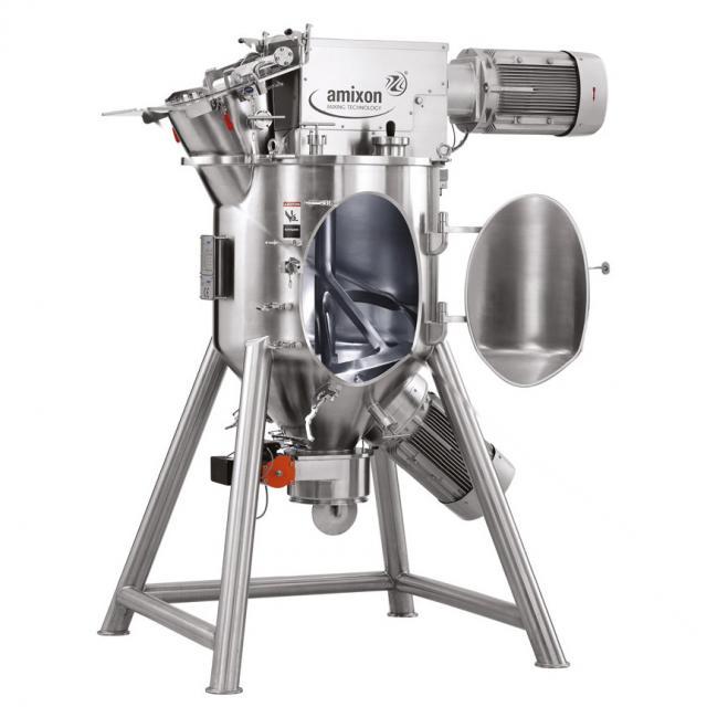 Оборудование для приготовления, техническое оборудование, конусный одновальный смеситель Amixon типа AM