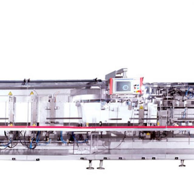 Оборудование, линия для упаковки в большие пакеты Bossar GMB 46