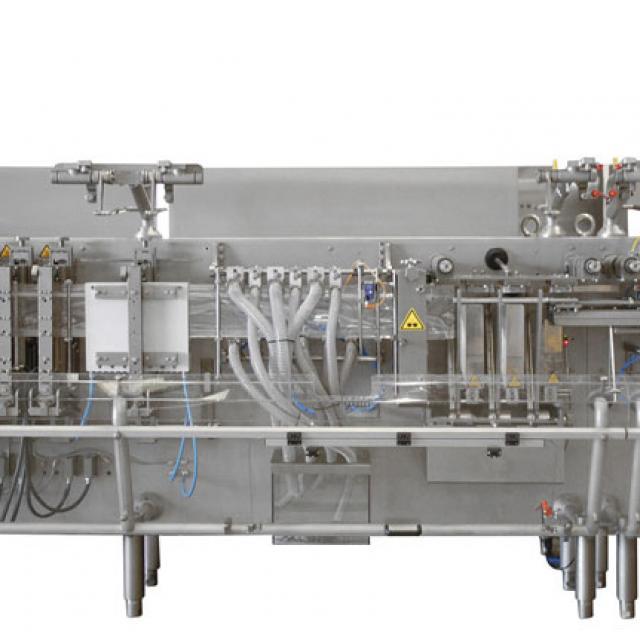 Оборудование, линия для упаковки в дой-пак и саше пакеты Bossar BMS 5.5