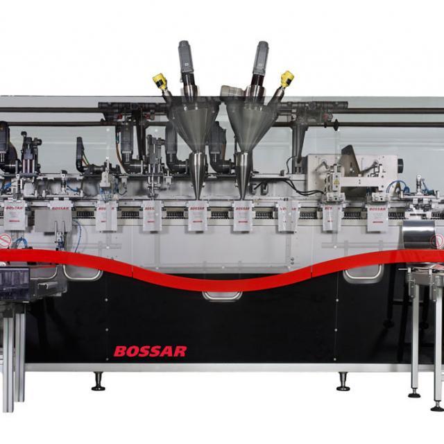 Оборудование, линия для упаковки в готовый пакет Bossar BCS