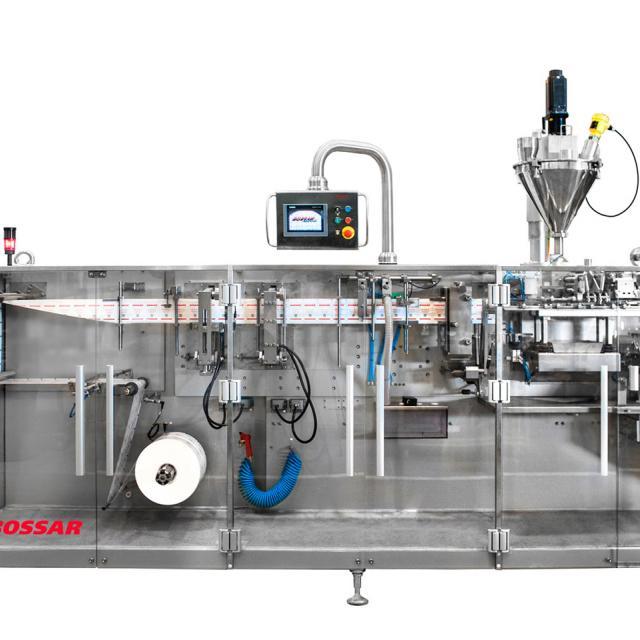 Оборудование, линия для упаковки в саше пакет Bossar B 1400