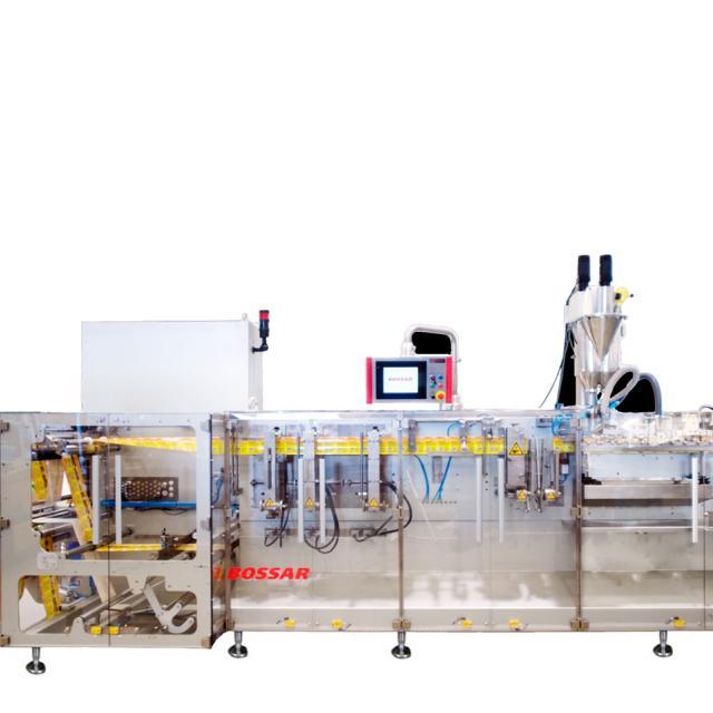 Оборудование, линия для упаковки в саше пакет Bossar B 1600