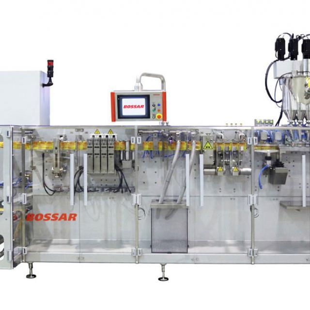 Оборудование, линия для упаковки в саше пакет Bossar B 3200 / 4