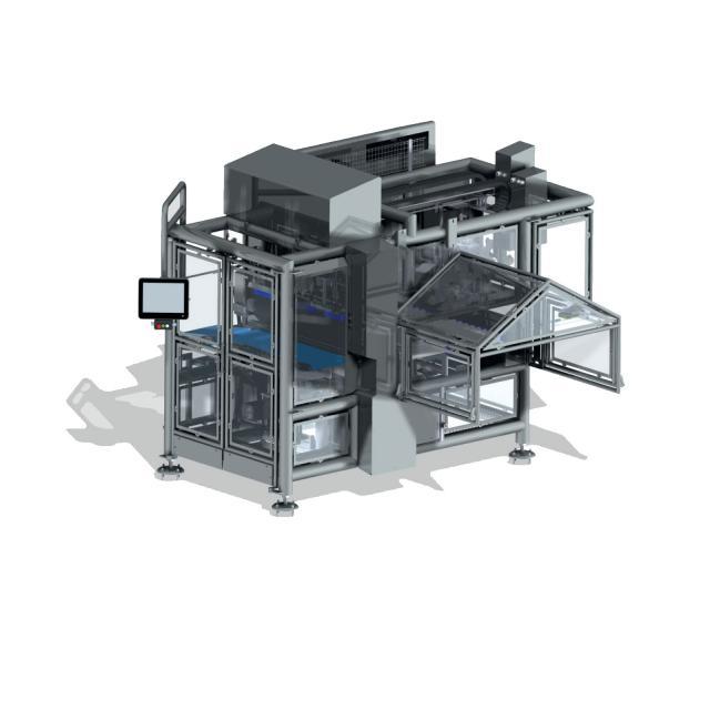 Оборудование, Машина для нарезки на блоки Selvex SS-100