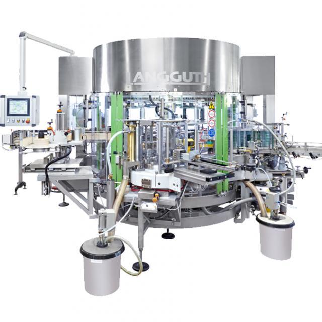 Оборудование, этикетировочная установка moduLAN 800 Langguth