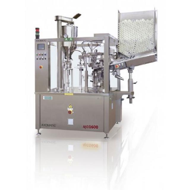 Оборудование, тубонаполнительная машина Axomatic Ахо 1600