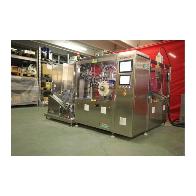 Оборудование, тубонаполнительная машина Axomatic Ахо 3600