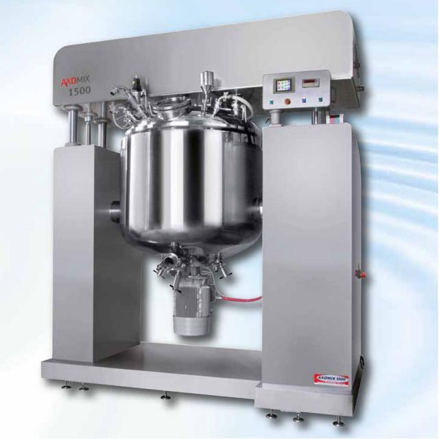 Оборудование, устройство гомогенизатор для 1000-6000 литров Axomatic