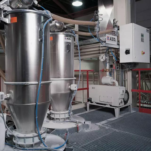 Оборудование для автоматизации, вакуумный загрузчик типа A для гранулированного и порошкообразного насыпного продукта