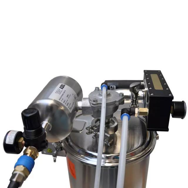 Оборудование для автоматизации, вакуумный загрузчик типа PPV для гранулированного и порошкообразного насыпного продукта