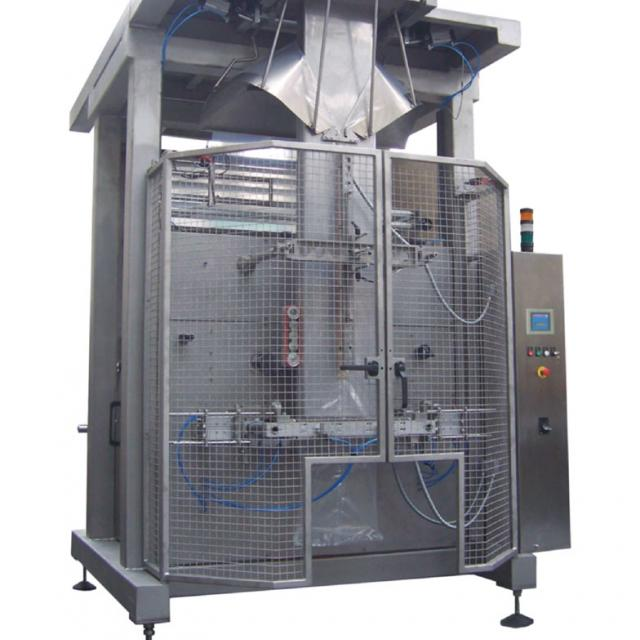 Оборудование, вертикальная упаковочная машина Tobogan 650 Nomatech