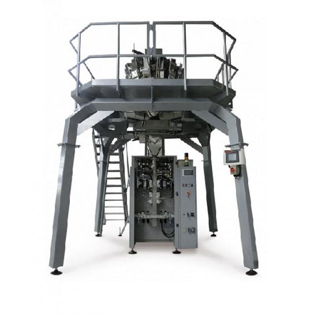 Оборудование, вертикальная упаковочная машина универсального типа Tobogan 250C Nomatech