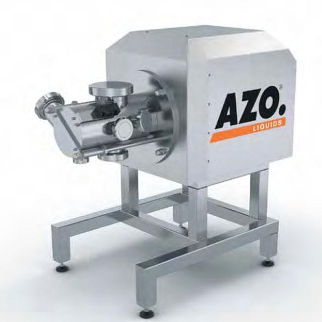 Технологическое оборудование, линейный миксер гомогенизатор AZO Liquids