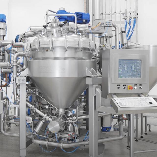 Технологическое оборудование, линия для производства джема и мармелада AZO Liquids