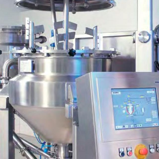 Технологическое оборудование, линия для ппроизводства ингридиентов для выпечки AZO Liquids